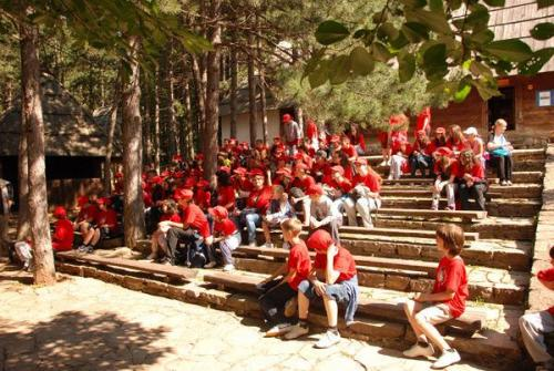letnji-kamp-na-zlatiboru-2010